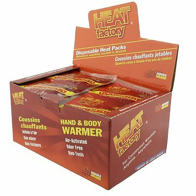 Heat Factory Premium Hand Warmers 12pairs(1964-1) Hand Warmers proudly made
