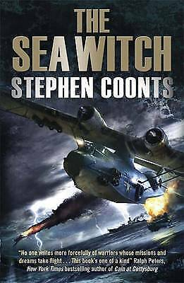The Sea Witch, Coonts, Stephen, New Book
