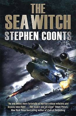 The Sea Witch, New, Coonts, Stephen Book