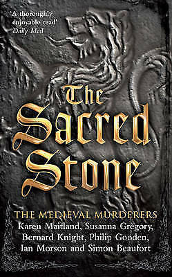 The Sacred Stone by The Medieval Murderers, Book, New (Paperback)