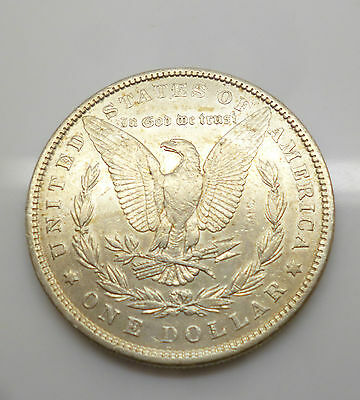 RARE US United States of America One Dollar $1 Silver Coin ~ 1879 ~ Capsule