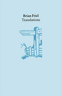 Translations (Faber Paperbacks) by FRIEL, BRIAN Paperback Book The Cheap Fast