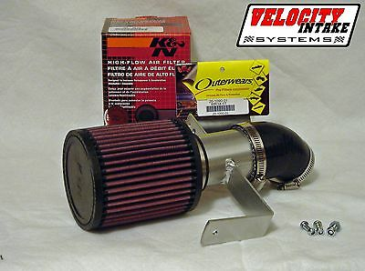 LTR450 Velocity Intake Kit Stage 3 with K&N Performance Air Filter R450 LTR air