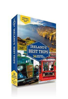 NEW Ireland's Best Trips By Lonely Planet Paperback Free Shipping