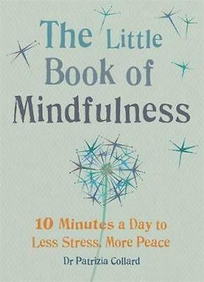 NEW The Little Book of Mindfulness By Patrizia Collard Hardcover Free Shipping