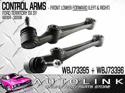 Front Lower Forward Control Arm Left / Right Suit Ford Territory Sx Sy Pair