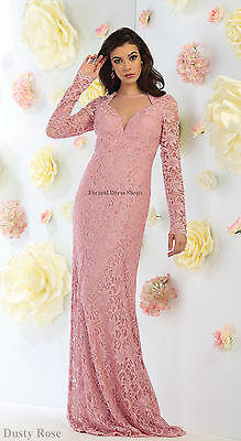 Special Occasion Formal Designer Modest Evening Long Dresses Church Classy Gowns