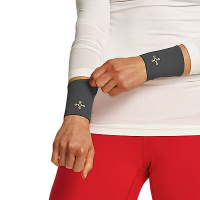Tommie Copper Women's Wrist Compression Sleeve - 2 Sleeves Size Medium