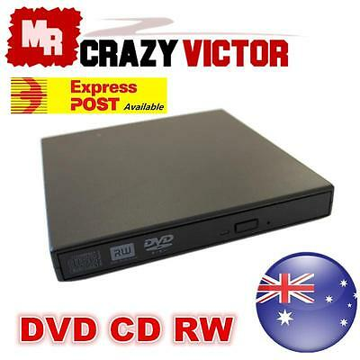 USB DVD CD RW Disc Writer Burner Player Drive Microsoft Surface Pro 1 2 3 4 book