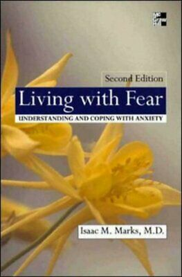Living With Fear by Marks, Isaac Paperback Book The Cheap Fast Free Post