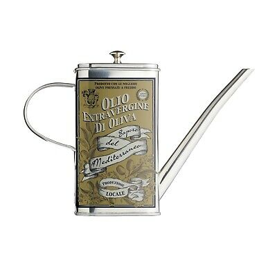 Kitchen Craft Italian Collection Stainless Steel Oil Can Drizzler
