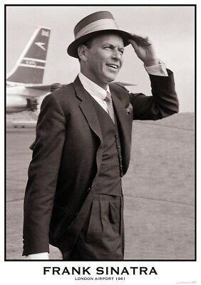 "Frank Sinatra NEW A1 Size 84.1cm x 59.4cm - approx 33"" x 24"" Poster"