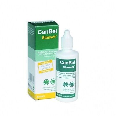 CanBel Ear & Eye Cleaner for Dogs & Cats