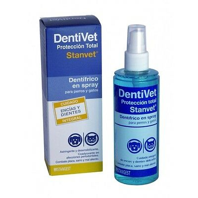Dentivet Toothpaste Spray for Dogs & Cats
