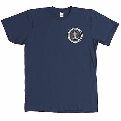 NSA National Security Agency Seal Shirt United States Intelligence - MORE COLORS