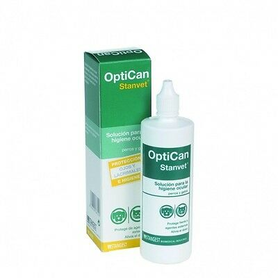 OPTICAN Cleaning solition for cat and dog eye hygiene