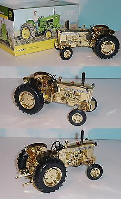"""1/16 John Deere 1010 """"Gold Chase Unit"""" Collector Edition Tractor NIB!"""