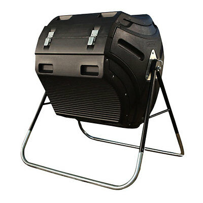 Henchman compost tumbler 300 litre ideal for the small to medium lawned garden