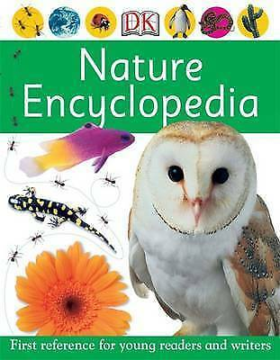 Nature Encyclopedia by Dorling Kindersley Ltd - Hardcover Book