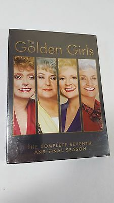 The Golden Girls - Complete Seventh and Final Season (DVD, 2007)     NEW, SEALED
