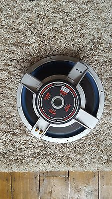 "INOVA W3801 15"" INCH WOOFER 8 OHMS SPEAKER 200W RMS 400W PEAK Free Ship UK"