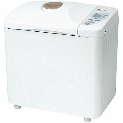 Panasonic SD-YD250 Automatic Bread Maker with Yeast Dispenser, White NEW HVI