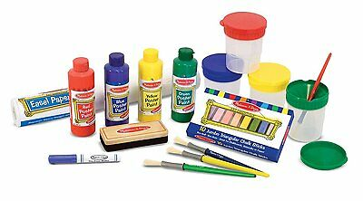 Melissa & Doug Easel Accessory Set (4145) baby and child  4 Spill-Proof NEW