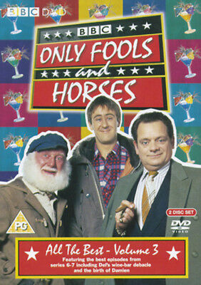Only Fools and Horses: All the Best - Volume 3 DVD (2004) David Jason ***NEW***