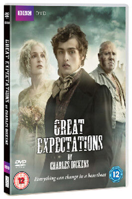 Great Expectations DVD (2012) Oscar Kennedy cert 12 ***NEW*** Quality guaranteed