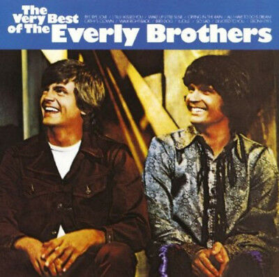The Very Best Of The Everly Brothers CD ***NEW***