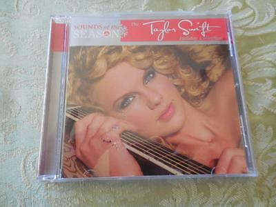 """Taylor Swift The Holiday Collection CD 2001 PROMO RARE Cover """"Sounds of the..."""""""