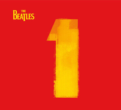 The Beatles : 1 CD (2015) Value Guaranteed from eBay's biggest seller!