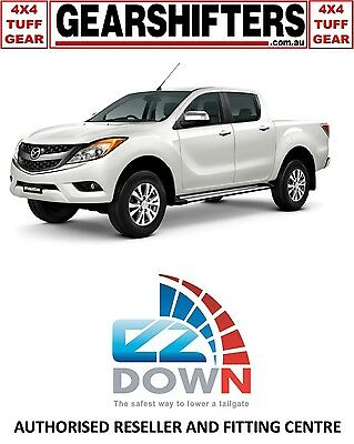 Mazda Bt50 2011 - 2016 Ezdown Tailgate Descent Assist Kit Diy Install Dcab 4X4