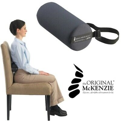 Original McKenzie Lumbar Roll Standard Density Lower Back Pain Relief Therapy