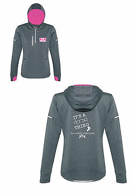 """**heels Down Clothing** """"pace"""" Stretch Lightweight Jacket..horse Thing Design"""