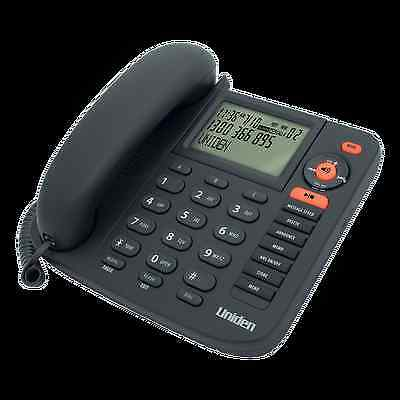 Uniden Fp1355 Corded Speaker Phone Phone With Answer Machine