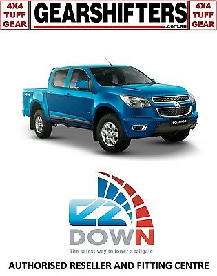 Holden Colorado Rg  2012-2016 Ezdown Tailgate Descent Assist Kit Diy Install 4X4