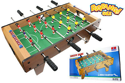 Foosball Table Soccer Football Kids Table Game Toys