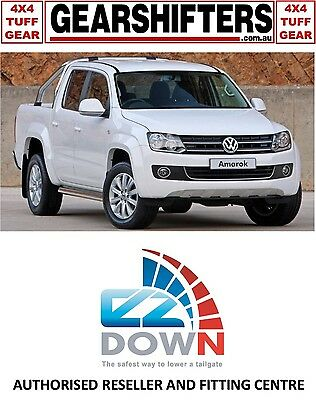 Vw Amarok 2012 - 2016 Ezdown Tailgate Descent Assist Kit Diy Install 4X4 4X2