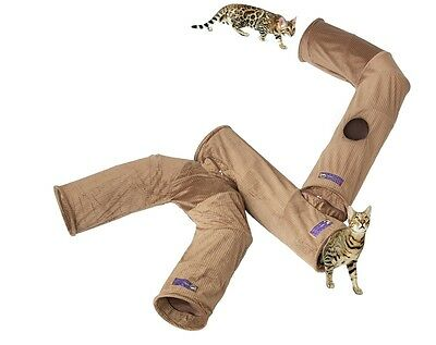 Neko Pawdz Interactive Tunnel System - Available in Bundle or Individual - Cats