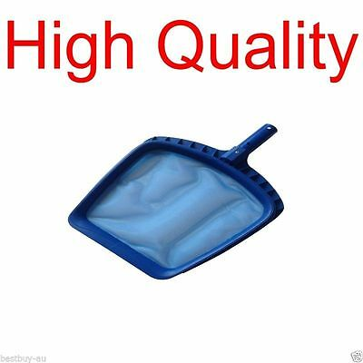 Swimming Pool Deep Leaf Rake Skimmer Heavy Duty Frame and Net