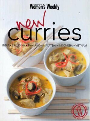 New Curries (The Australian Women's Weekly Essenti... by Tomnay, Susan Paperback