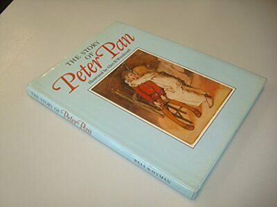 Peter Pan by Barrie, J. M. Hardback Book The Cheap Fast Free Post
