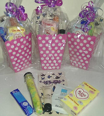 Girls Pre Filled Luxury Party Bags Birthday Party Pamper Sleepover Wedding Loot
