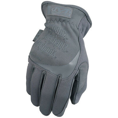 Mechanix Wear FastFit Tactical Operator Combat Mens Gloves Breathable Wolf Grey