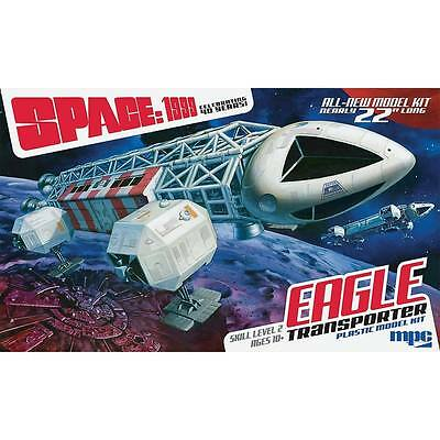 MPC MPC825/06 1/48 Space 1999 Eagle Transporter Plastic Model Space Fiction Kit