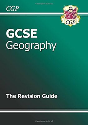 GCSE Geography Revision Guide (Revision Guides), CGP Books Paperback Book The