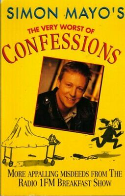 The Very Worst of...Confessions by Mayo, Simon Paperback Book