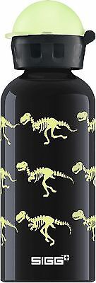Sigg - Glow Walking Dinos - 0.4L - Brand NEW Drink Bottle - FREE UK Delivery