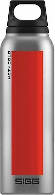 Sigg - Hot & Cold Accent Red - 0.5L - Brand NEW Drink Bottle - FREE UK Delivery